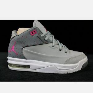 NIKE JORDAN FLIGHT ORIGIN 3 GG Grey & Pink Sneaker